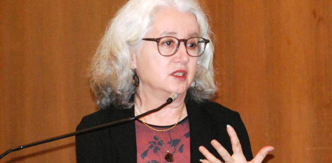 Janet Gyatso responding to panel